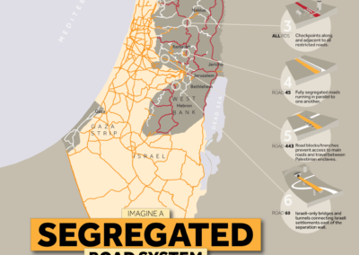 Segregated Roads (credit: VP)