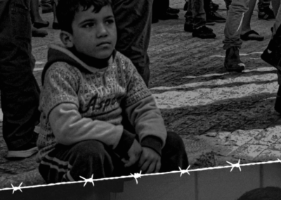 Detaining Dreams: Arrest and Transfer (credit: DCI Palestine)