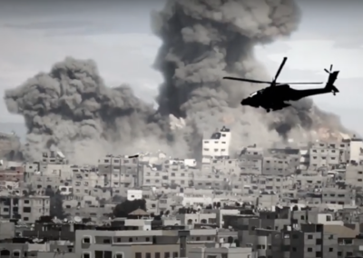 Gaza In Context (Credit: Arab Studies Institute)