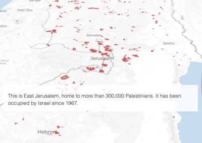 Home Demolitions In Occupied East Jerusalem (Credit: Al Jazeera)