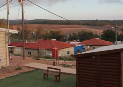 Umm al-Hieran Unrecognized Village (Credit: BADIL Resource Center)