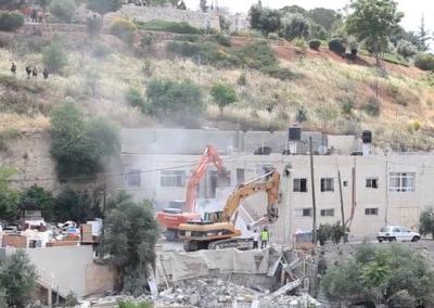 Visualizing Occupied Jerusalem (Credit: BADIL Resource Center)