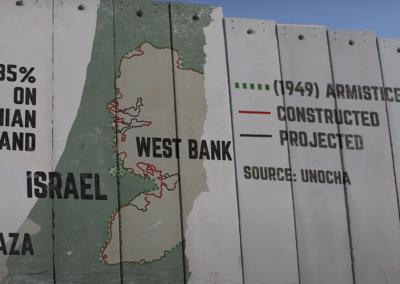 Israel's wall: Security or apartheid? (Credit: AJ+)