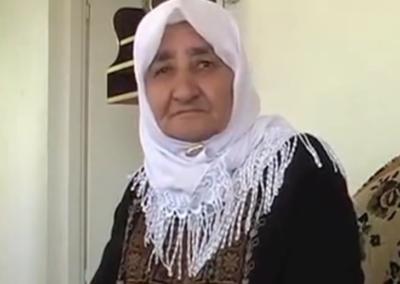 Stories of Palestinian Women: Amqa (Credit: BADIL Resource Center)