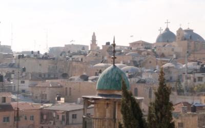 Occupied Jerusalem (Credit: BADIL Resource Center)