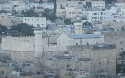 Settlement Activity in the Old City of Hebron (Credit: Al-Haq)